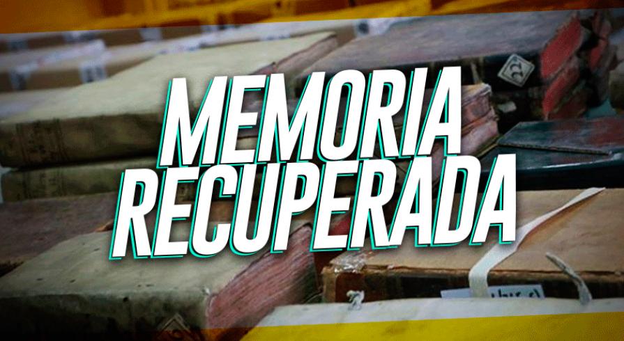 Libros devueltos por Chile son exhibidos en la BNP
