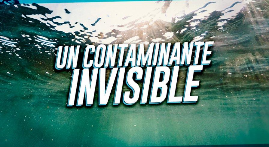 Lágrimas de sirena: Un contaminante invisible