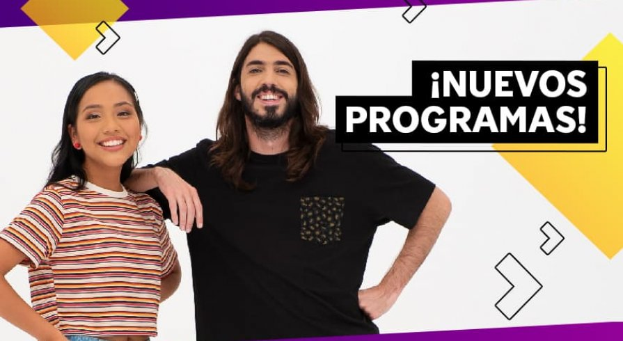 Los nuevos programas de Canal IPe llegan para entretener a todos en casa