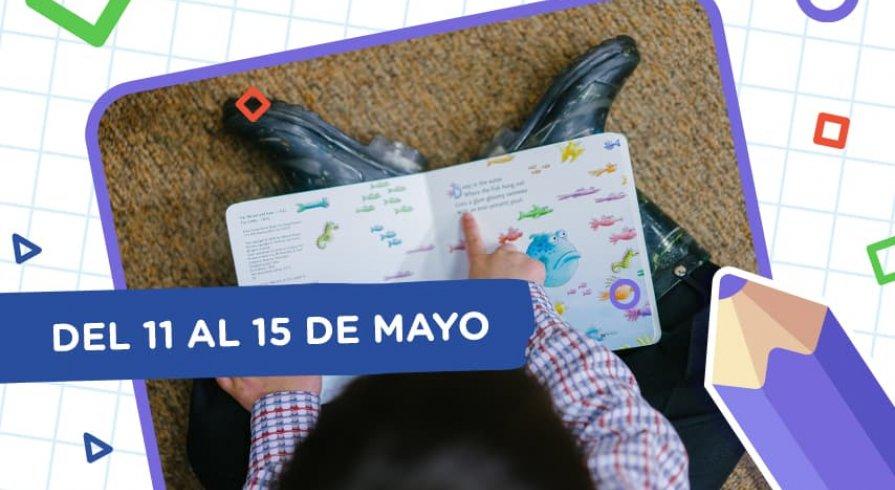 Aprendo en casa: esta es la programación del 11 al 15 de mayo
