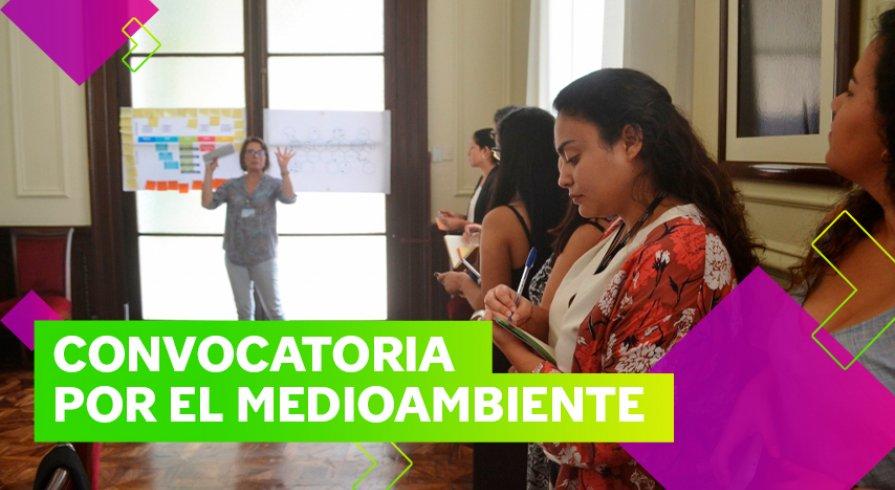 programa de mentoría Mujeres por el clima
