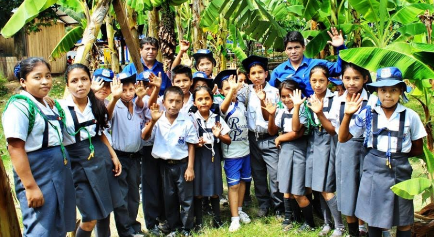 Este es el colegio más ecológico del Perú