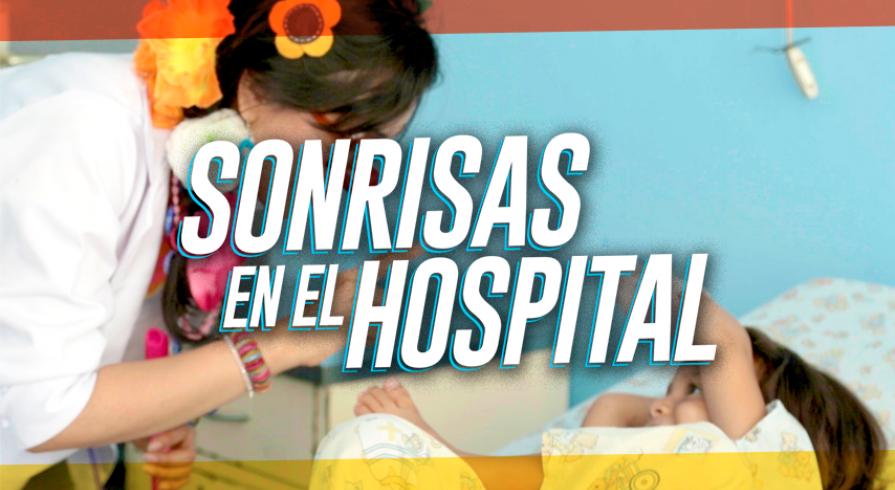 Acción Voluntaria: Los Doctores Marabarisas recetan sonrisas en los hospitales de Lima