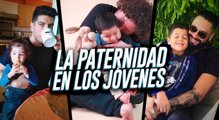 La paternidad en los jóvenes