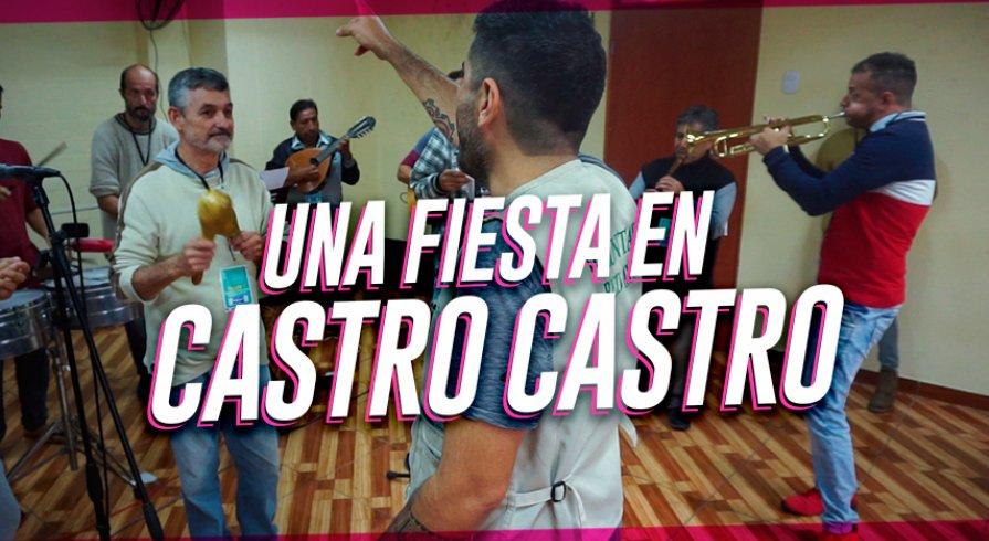Una fiesta en Castro Castro