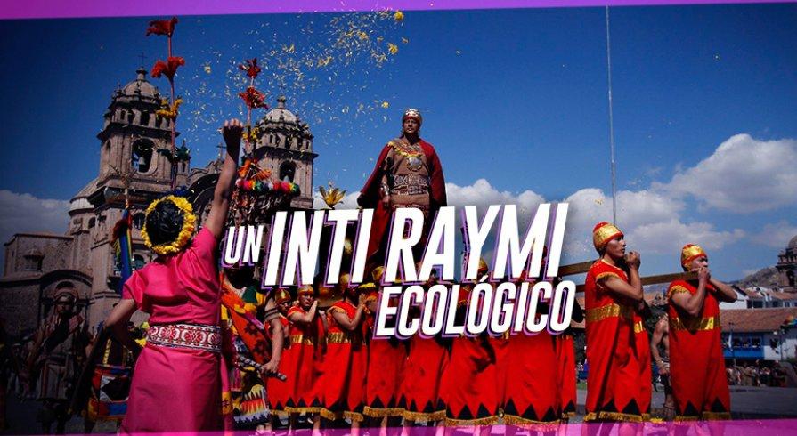Un Inti Raymi ecológico