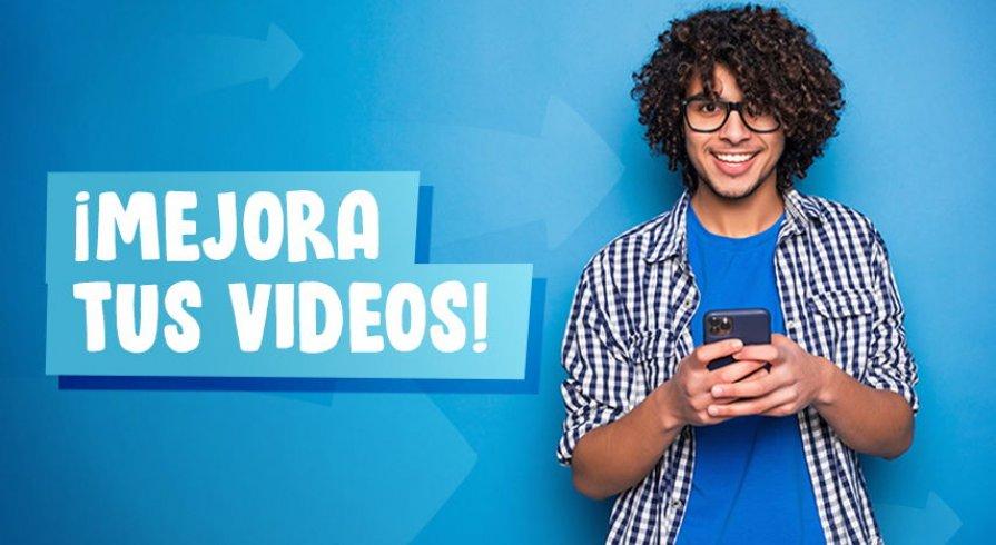 ¡Con estas apps podrás editar tus videos de TikTok y más!