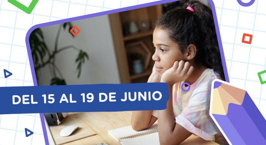 Aprendo en casa: esta es la programación del 15 al 19 de junio