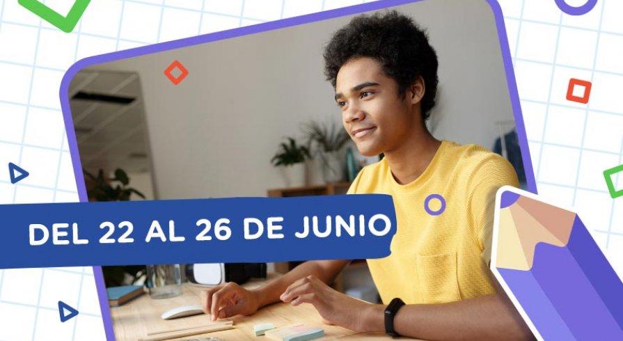 Aprendo en casa: esta es la programación del 22 al 26 de junio