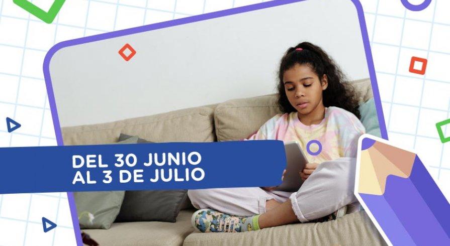 Aprendo en casa: esta es la programación del 30 de junio al 3 de julio