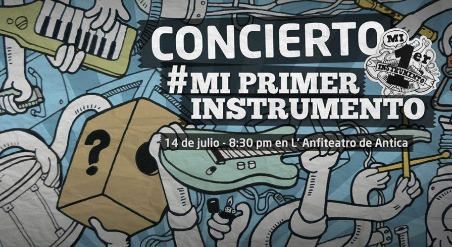 Innfusion: #miprimerinstrumento