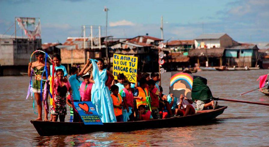 Festival del agua Itaya 2016