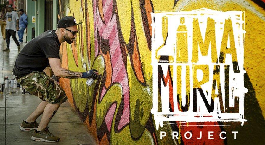 Conoce A Lima Mural El Proyecto Que Busca Pintar Con Arte La Ciudad