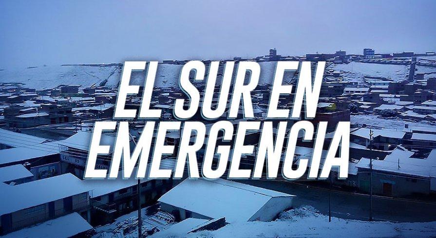 Estas son las regiones que tienen el invierno más frío en Perú