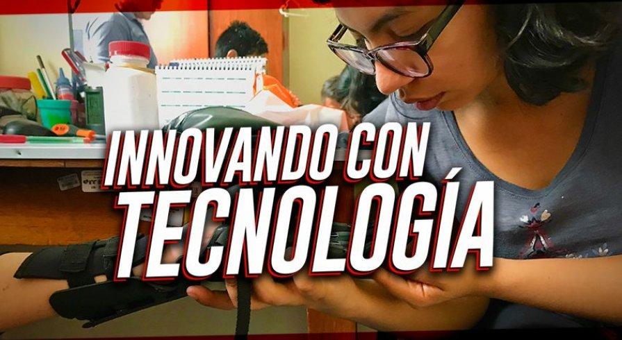 Innovando con tecnología
