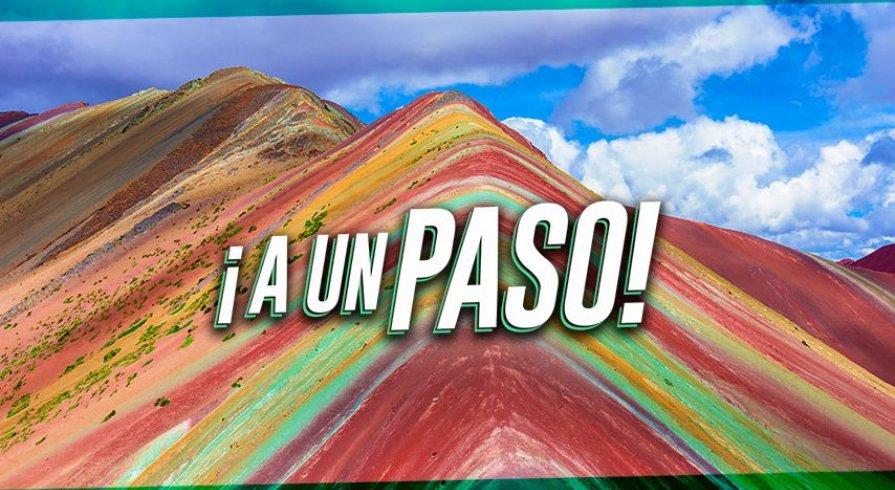 """Lima también tiene su montaña su montaña de """"siete colores"""""""