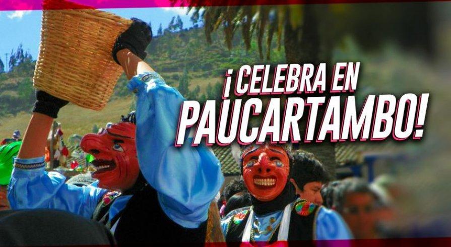¡Celebra en Paucartambo!