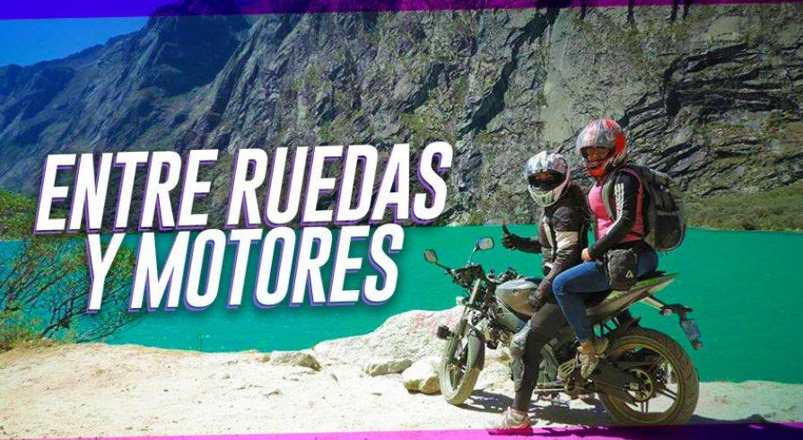 Conoce al primer club de mujeres motociclistas del Perú