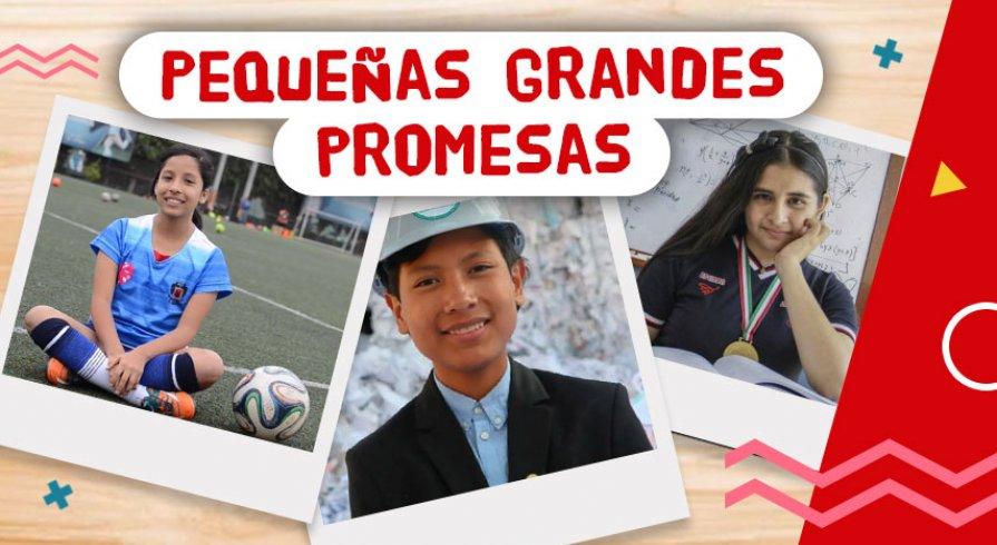 Estos niños peruanos nos demuestran que el futuro de nuestro país es esperanzador