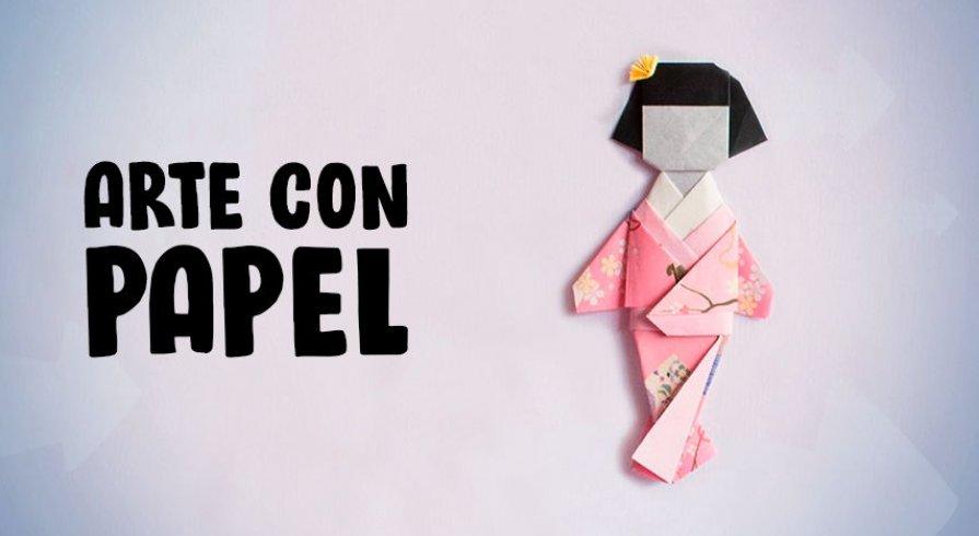 Megumi Nagayoshi: 5 lecciones que me dio el origami