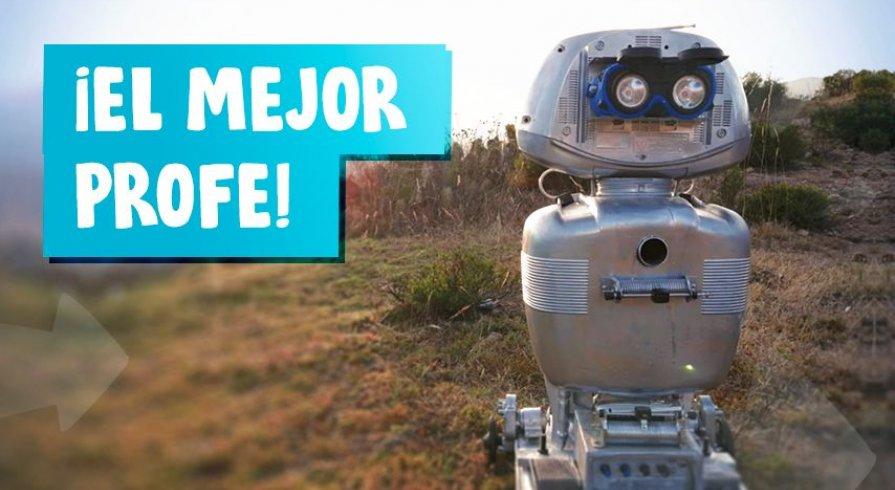 Kipi: El robot que enseña en las alturas