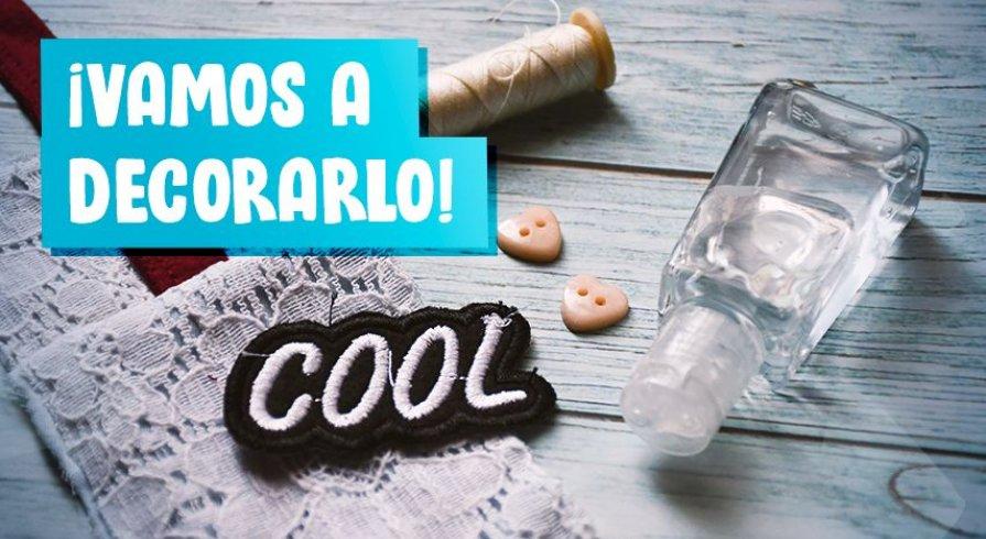 """Convierte tu alcohol en gel en el más """"cool"""" de todos"""