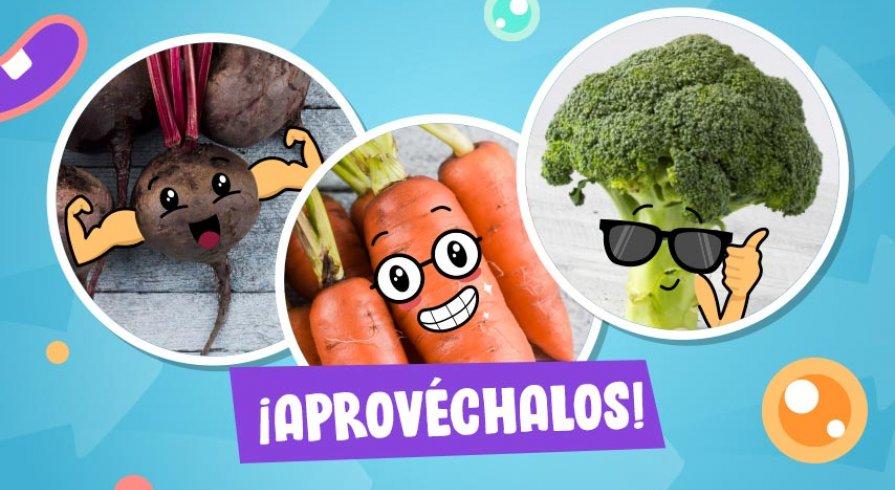 ¡Los superpoderes que tienen estos alimentos te sorprenderán!