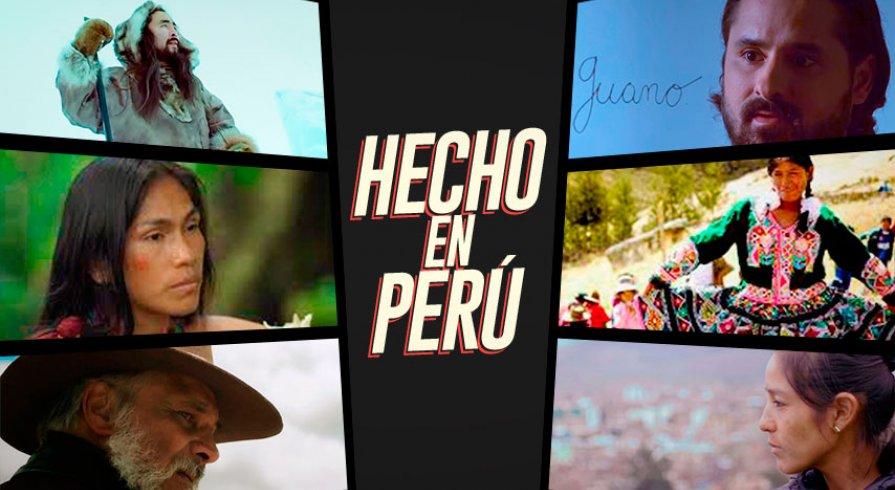 Lo mejor del cine peruano en la muestra Hecho en Perú