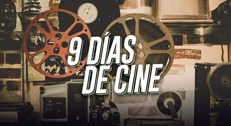 9 días de cine