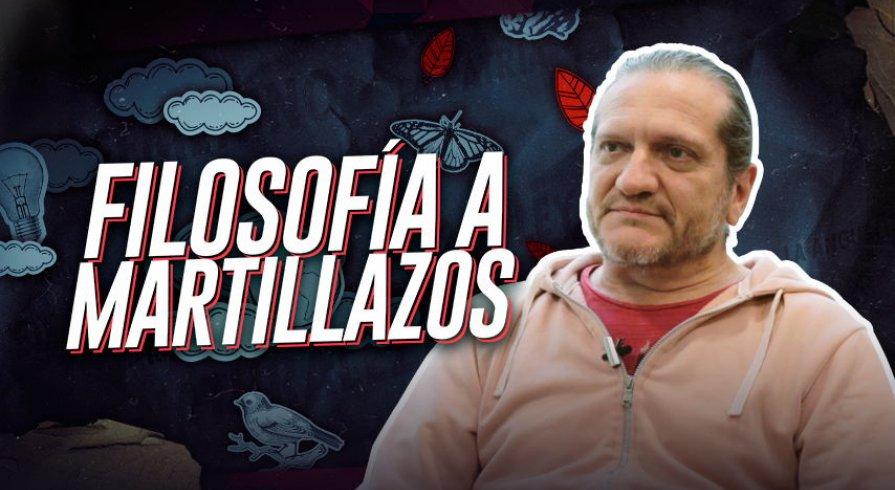 """Darío Sztajnszrajber: """"La filosofía es provocativa"""""""