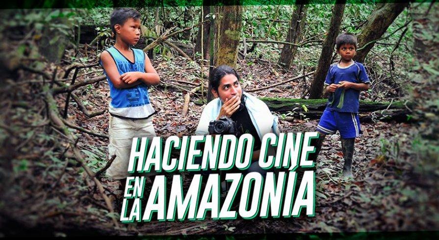 Kinomada: Haciendo cine en la Amazonía