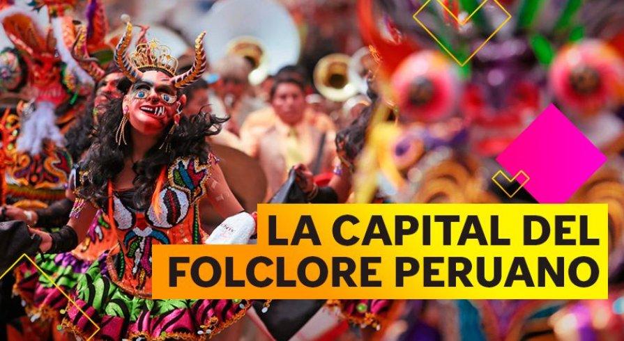 La capital del folclore peruano