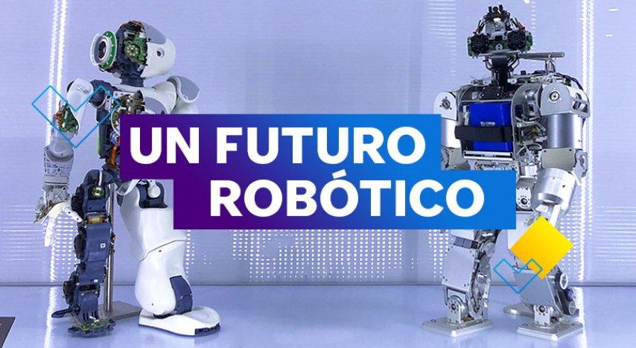 Nosotros Robots, un viaje por la historia de la robótica