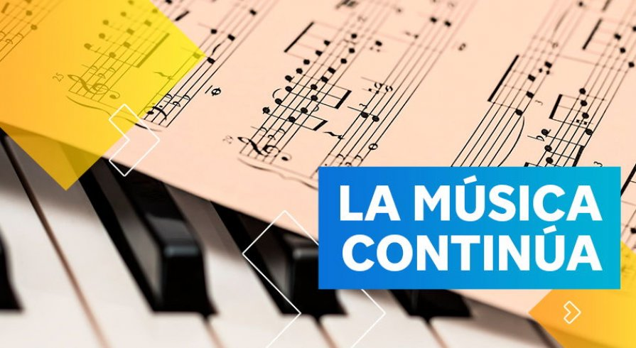 Recital Virtual: alumnos de música nos deleitan desde casa