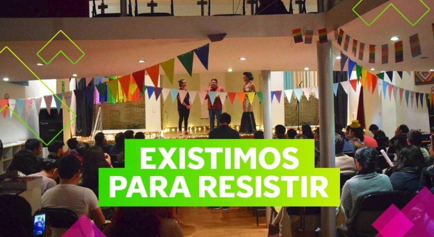 Trujillo se pinta de colores para celebrar su sexto festival de cine por la diversidad