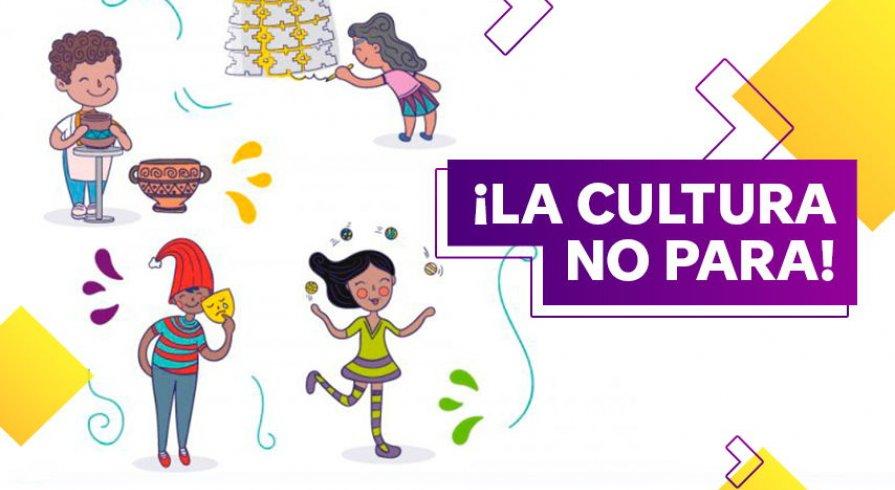 ¿Tienes una iniciativa cultural? Participa en el Concurso de Proyectos para los Puntos de Cultura 2020