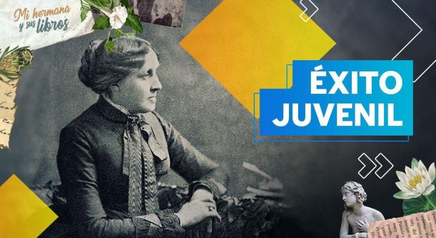 Esta es la historia de Louisa May Alcott, la autora de 'Mujercitas'