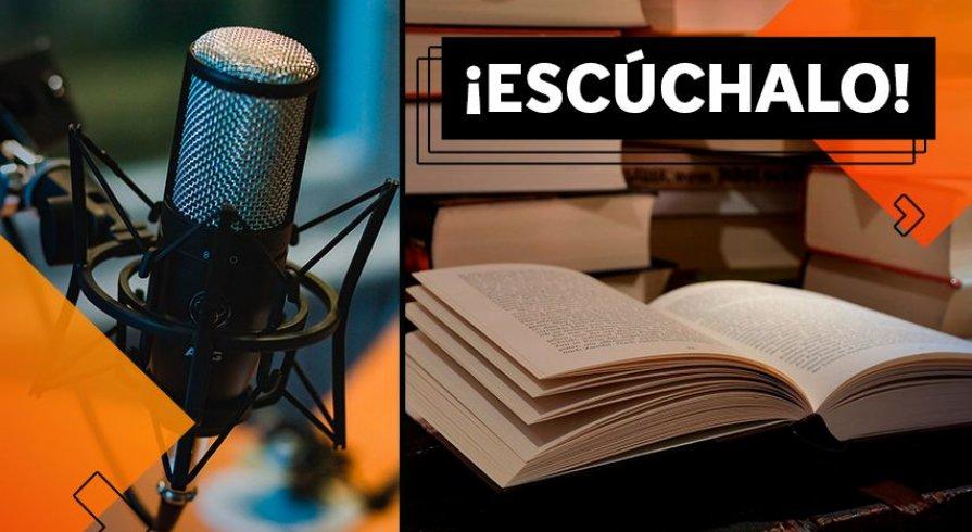 """""""El Buen Librero"""": El podcast peruano que debes conocer"""