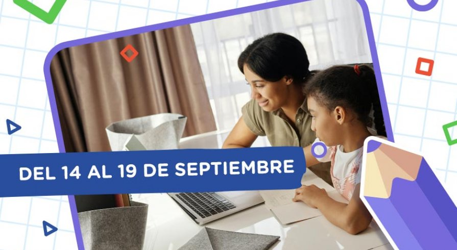 Aprendo en casa: esta es la programación del 14 al 19de septiembre