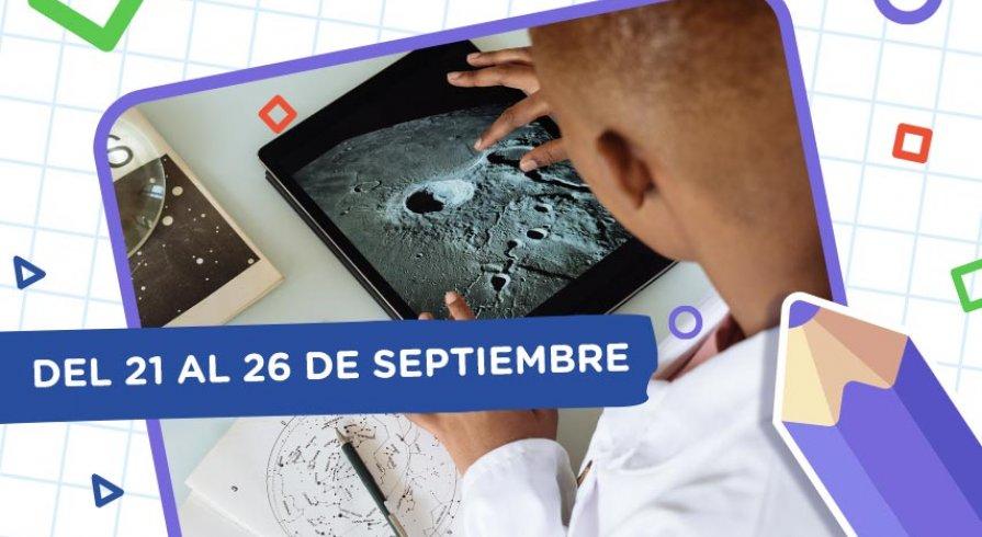 Aprendo en casa: esta es la programación del 21 al 26 de septiembre