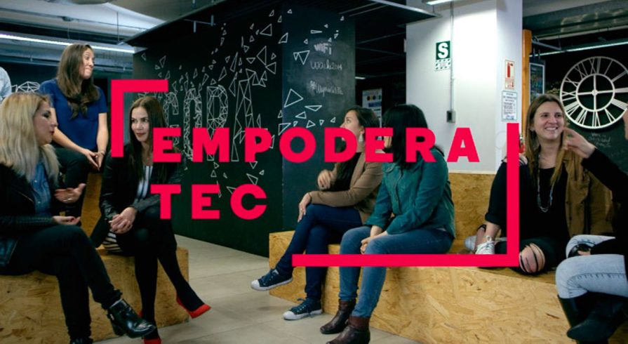 Mujer EmpoderaTEC: la tecnología también es de ellas