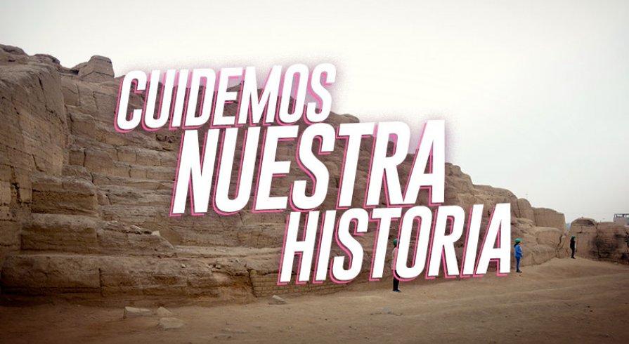 Por la protección de nuestra historia