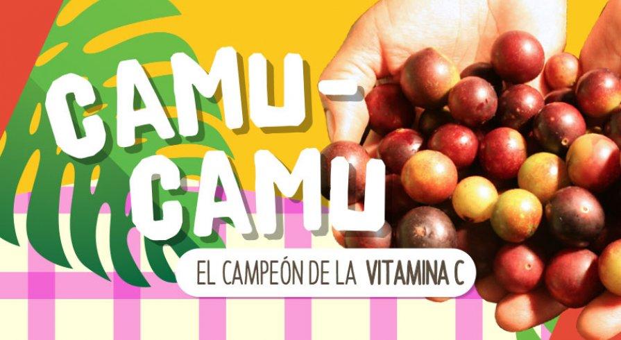 Camu-Camu, el campeón de la vitamina C