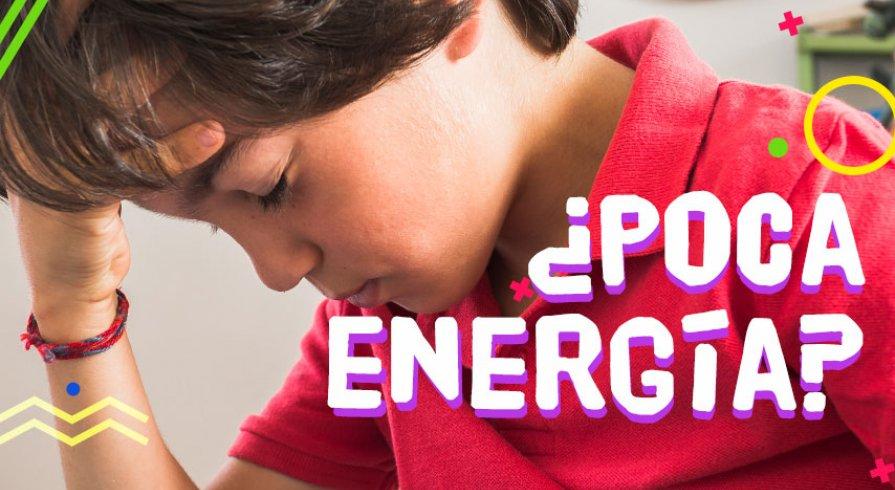 Poca energía