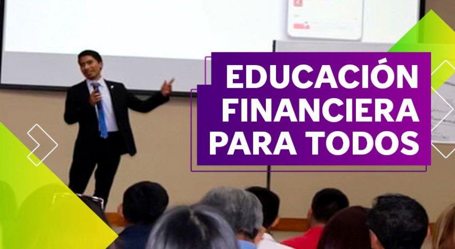 Conoce a Yober Oré, el estudiante que ayuda a personas de bajos recursos a tener inteligencia financiera