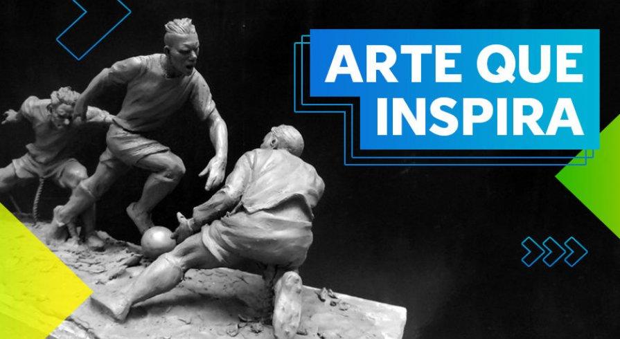 José Carlos Vargas Mendoza: El escultor que transmite emociones a través de sus obras