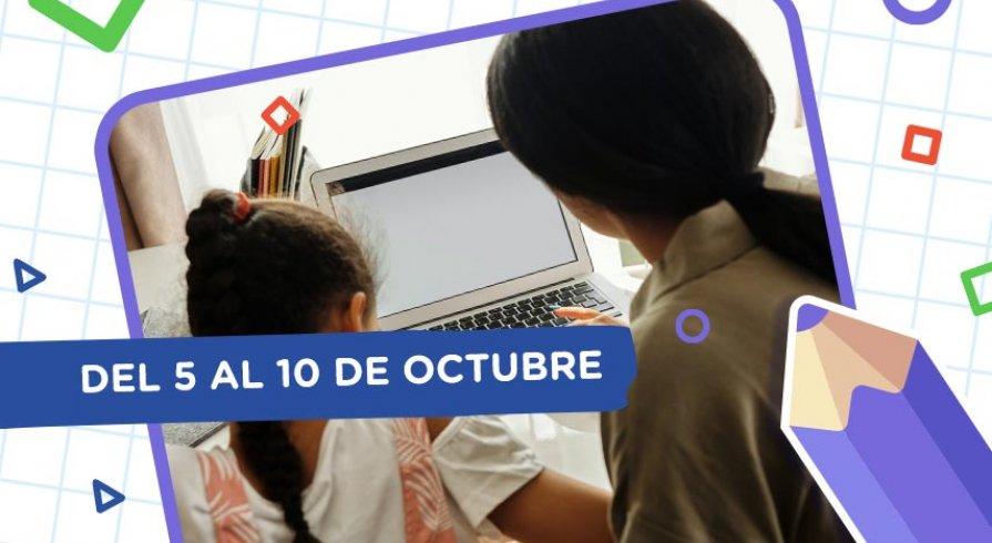 Aprendo en casa: esta es la programación del 5 al 10 de octubre