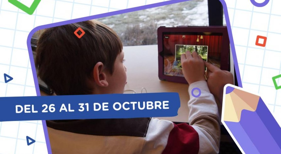 Aprendo en casa: esta es la programación del 26 al 31 de octubre