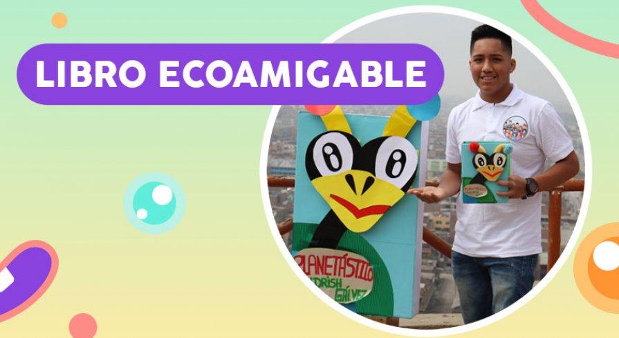 Planetástico, un libro para que los chicos desarrollen conciencia ambiental