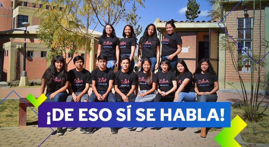 Zona G, el programa radial que le habla de educación sexual a los jóvenes de Ayacucho